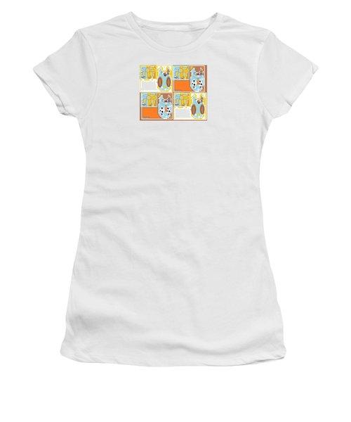 Back To School Owl Women's T-Shirt