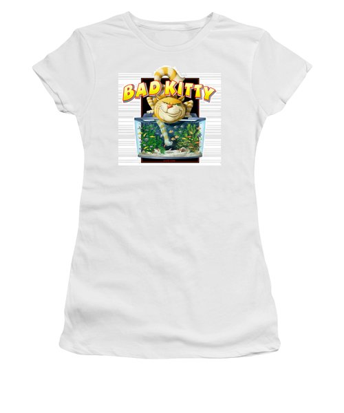 Bad Kitty Women's T-Shirt