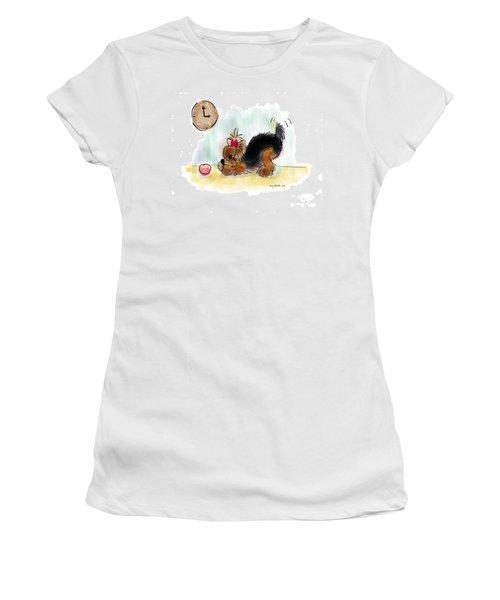 Ball Time Women's T-Shirt