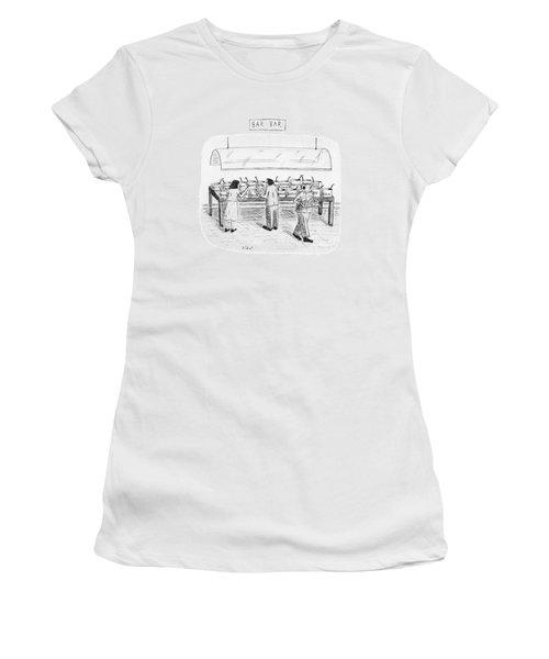 Bar Bar Women's T-Shirt