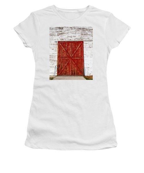 Barn Door Women's T-Shirt