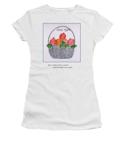 Basket For The New Year Women's T-Shirt
