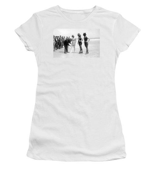 Bathing Suit Fashion Police Women's T-Shirt