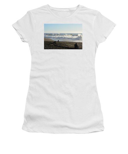 Beach Life Women's T-Shirt (Athletic Fit)