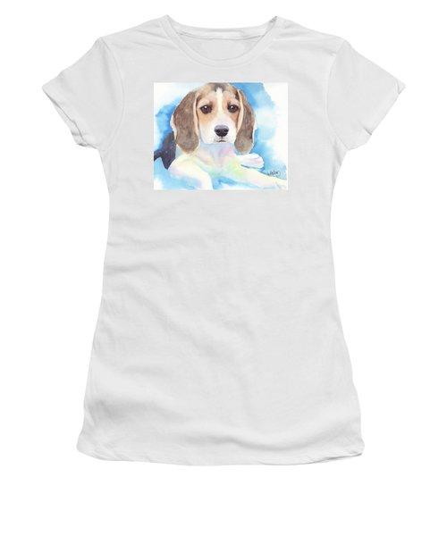 Beagle Baby Women's T-Shirt