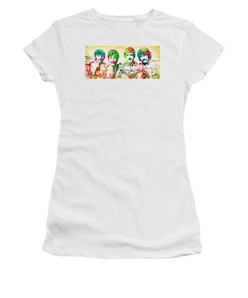 Beatles Sgt. Peppers  Women's T-Shirt