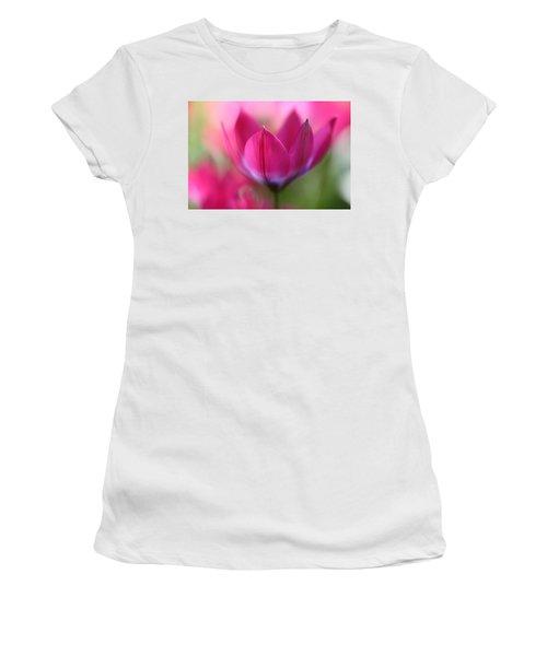 Beautiful Pink Women's T-Shirt