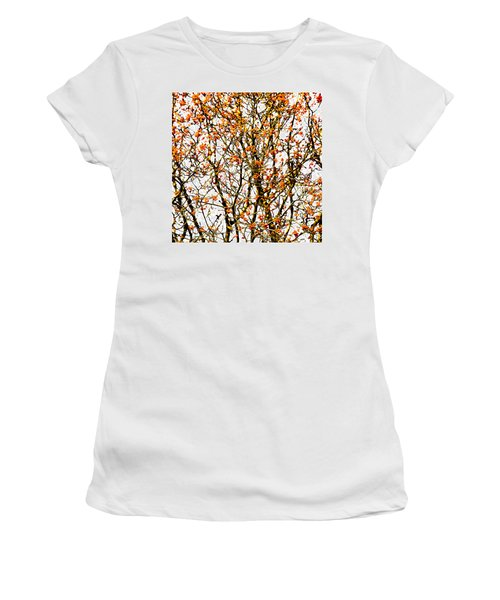 Beautiful Rowan 10 - Square Women's T-Shirt (Junior Cut) by Alexander Senin