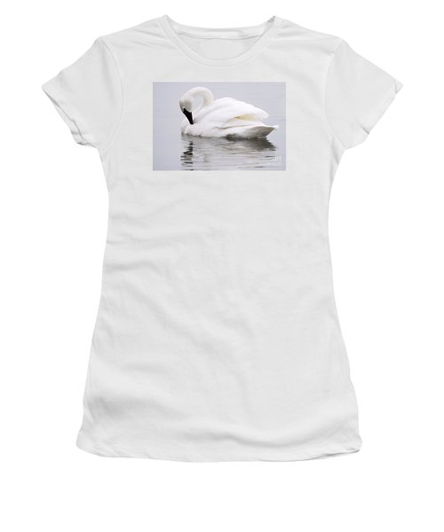Beauty And Reflection Women's T-Shirt
