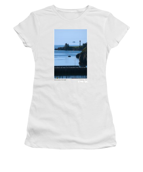 Beaver Harbour Nb Canada Women's T-Shirt