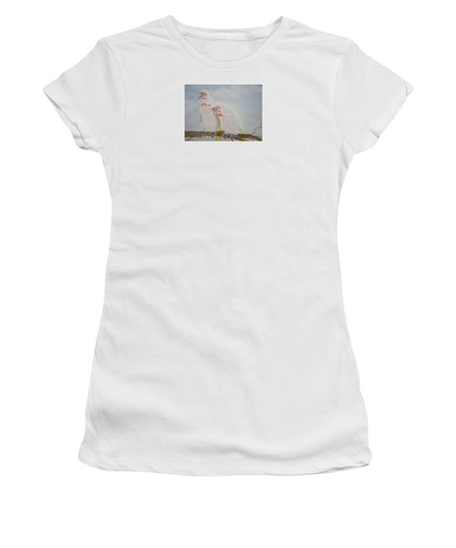 Best Mates Women's T-Shirt (Athletic Fit)