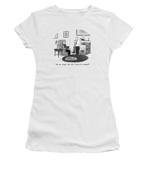 Big Date Tonight Women's T-Shirt