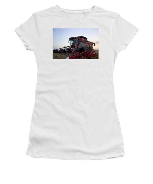 Big Harvest Women's T-Shirt (Athletic Fit)