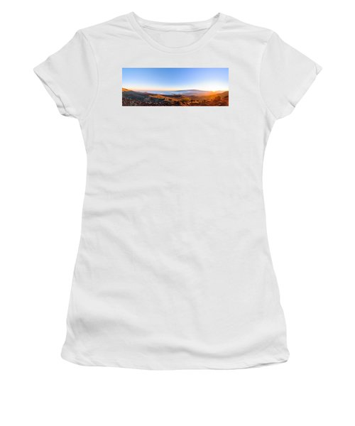 Big Island Sunset 2 Women's T-Shirt