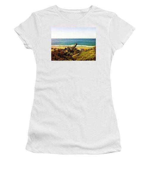 Birch Aquarium At La Jolla Women's T-Shirt (Athletic Fit)