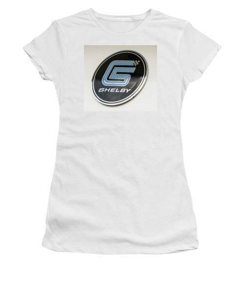 Birthday Car - Shelby Logo Women's T-Shirt