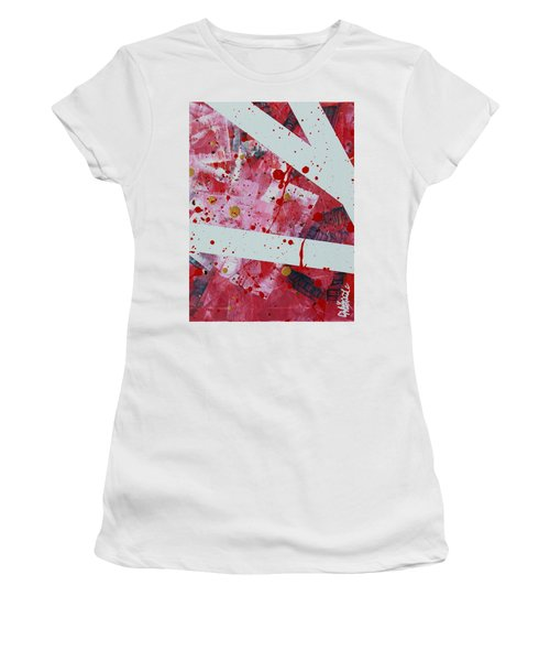 Blood On The Leaves Women's T-Shirt