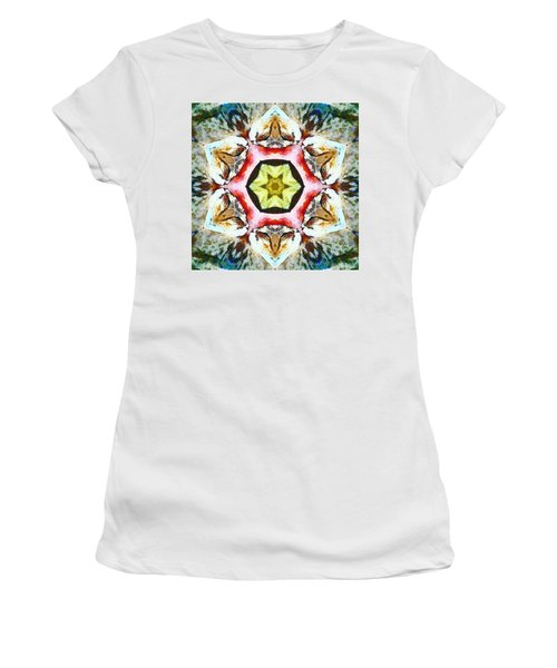 Blooming Fibonacci Women's T-Shirt