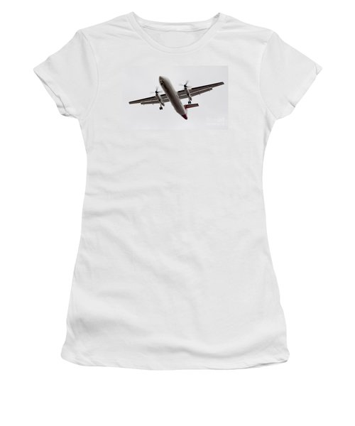Bombardier Dhc 8 Women's T-Shirt