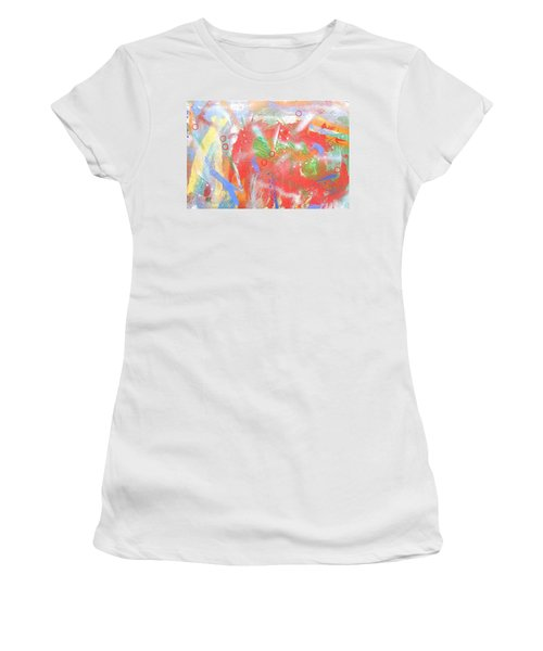 Borderline Women's T-Shirt (Athletic Fit)