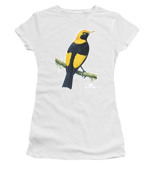 Bowerbird  Women's T-Shirt