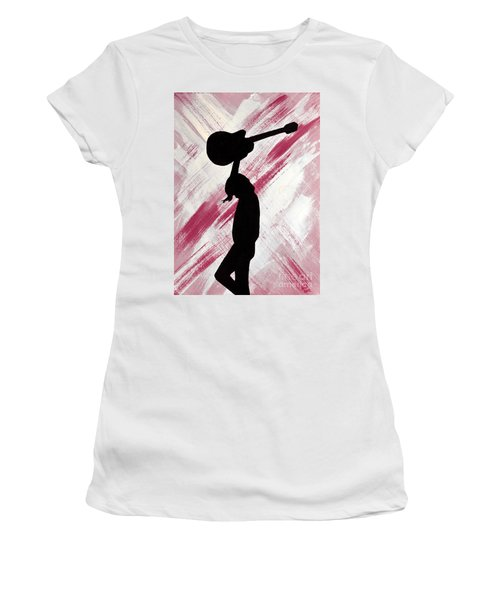 Brandi Carlile Hot Summer Night Women's T-Shirt (Athletic Fit)