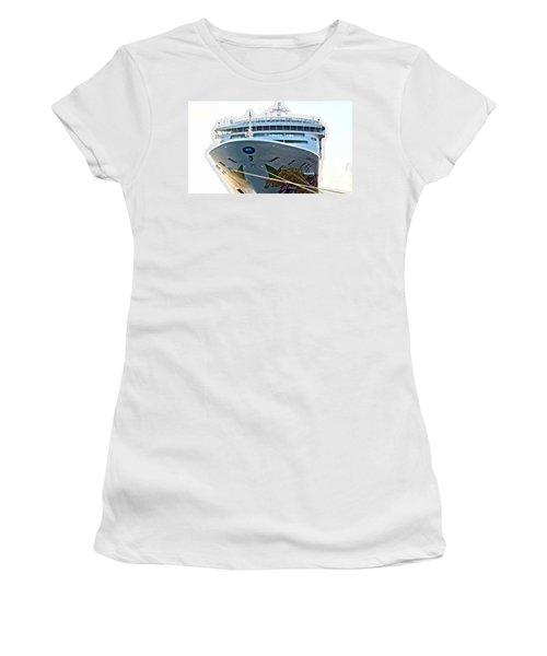 Breakaway Norwegian Women's T-Shirt (Athletic Fit)