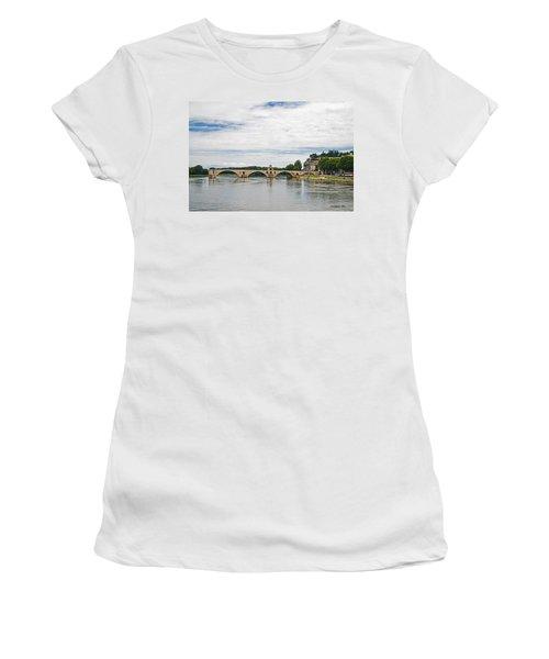 Bridge At Avignon Women's T-Shirt