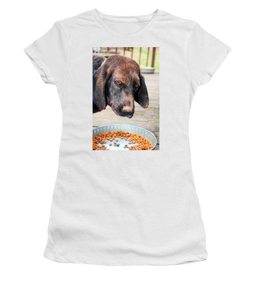 Brown Noser Women's T-Shirt