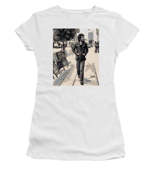 Bruce Springsteen Women's T-Shirt