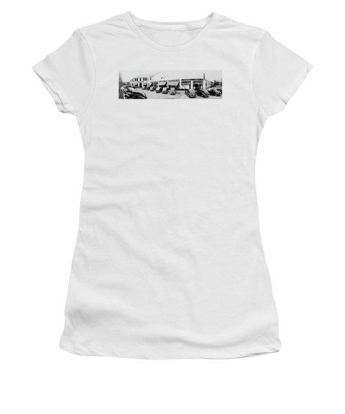 Buckingham Shopping Center 1, Glebe Rd Women's T-Shirt