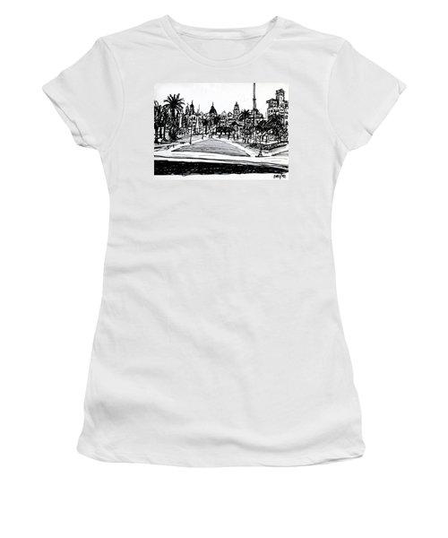 Buenos Aires Argentina  Women's T-Shirt