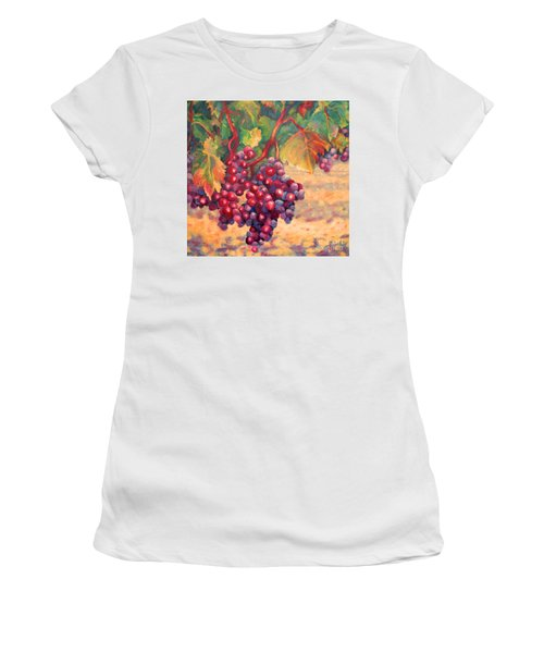Bunch Of Grapes Women's T-Shirt