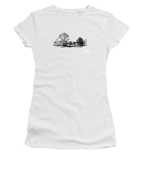 Bushes Women's T-Shirt