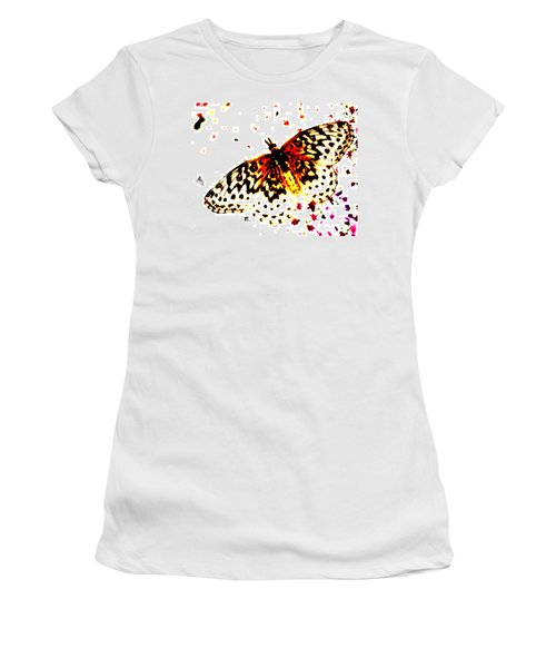 Butterfly 4 Women's T-Shirt