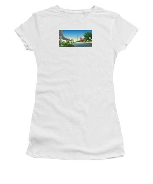 Bypassed Women's T-Shirt