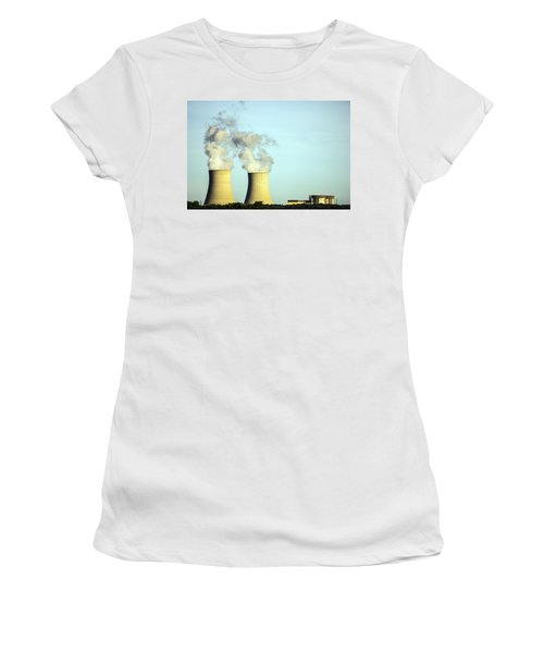 Byron Nuclear Plant Women's T-Shirt
