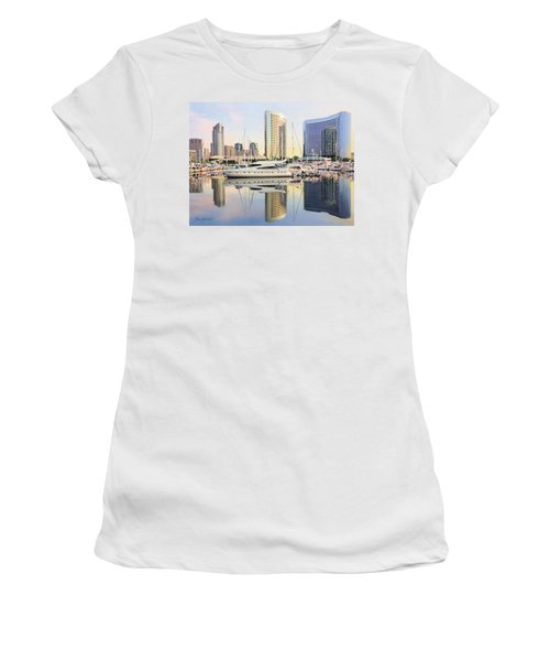 Calm Summer Morning Women's T-Shirt