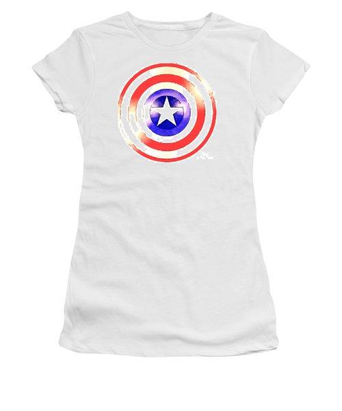 Cap Am Shield Women's T-Shirt