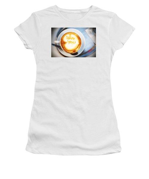 Cappuccino Women's T-Shirt