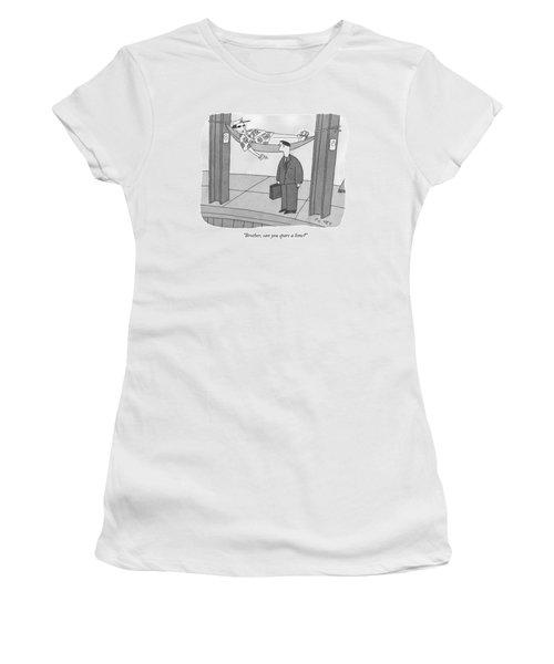 Caption Contest 210 - Winner Women's T-Shirt