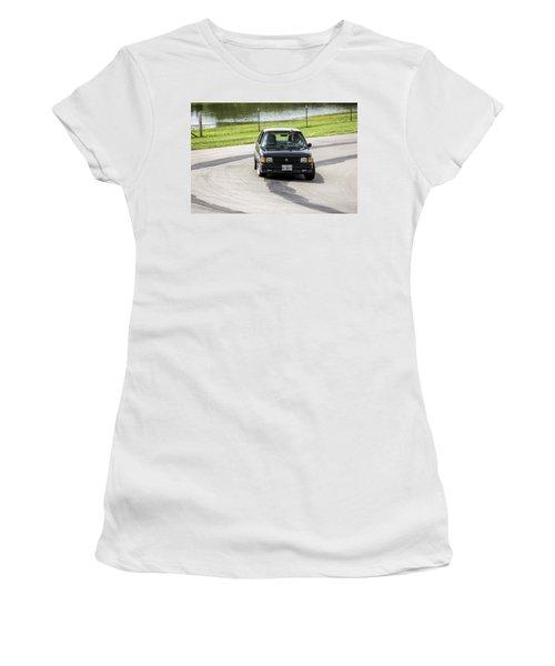 Car No. 76 - 02 Women's T-Shirt