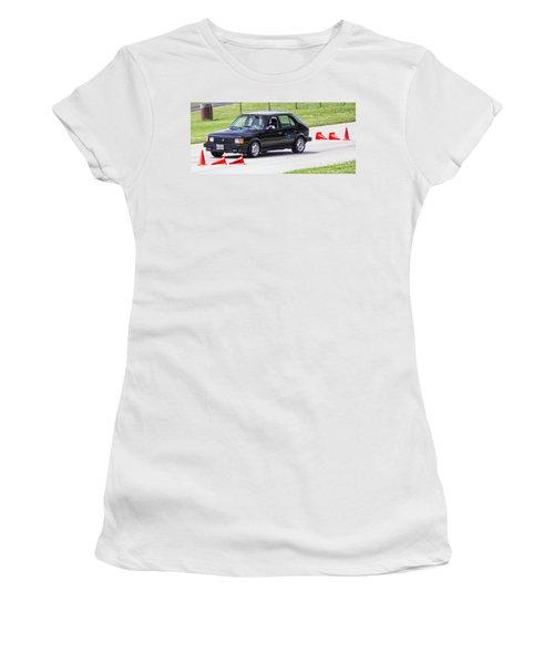 Car No. 76 - 07 Women's T-Shirt