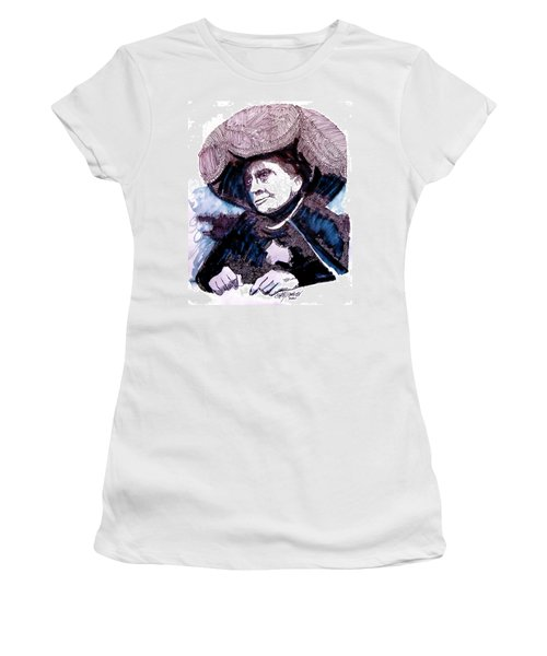 Carnak Tribute To Johnny Carson Women's T-Shirt (Athletic Fit)