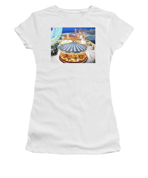 Carousel Waltz Women's T-Shirt