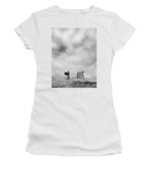 Cart Art No. 10 Women's T-Shirt (Athletic Fit)