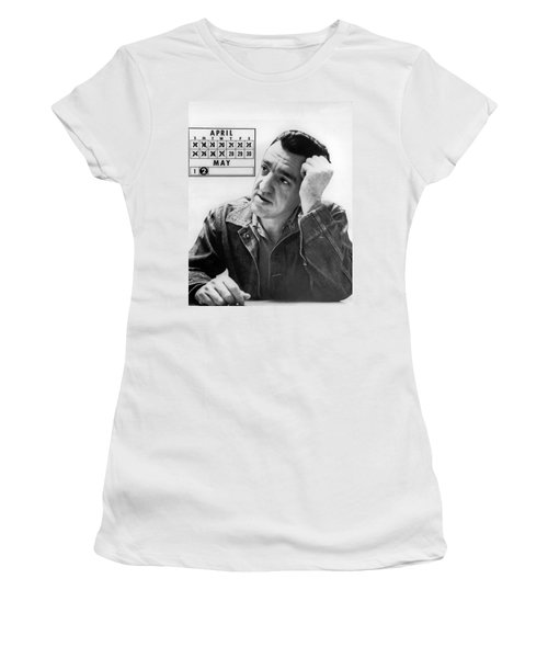 Caryl Chessman Women's T-Shirt (Athletic Fit)