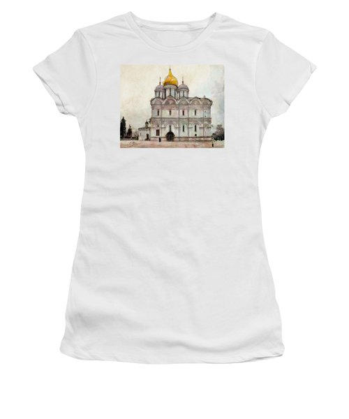 Cathedral Of The Archangel Women's T-Shirt