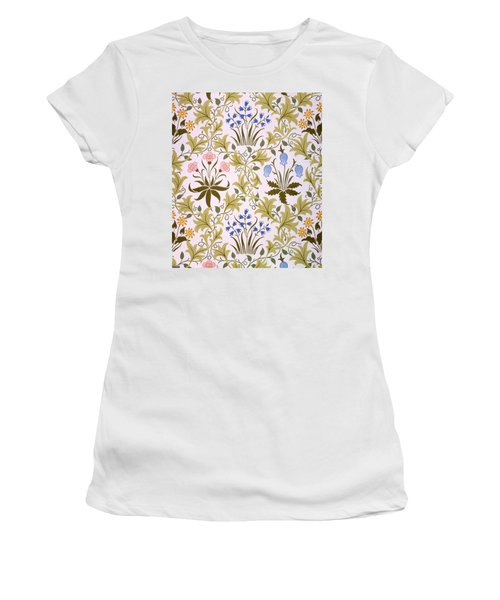 Celandine Wallpaper Design Women's T-Shirt