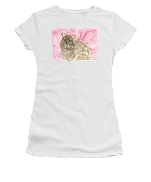 Charlie Women's T-Shirt (Athletic Fit)
